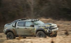 concept off road truck chevrolet colorado zh2 fuel cell concept pictures photo gallery