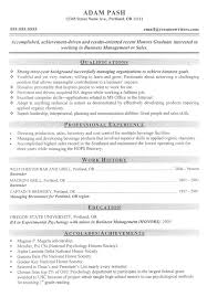 graduate school resume graduate school and post graduate resume exles regarding exles