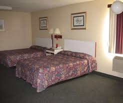 Size Double Bed Liberty Inn Atlantic City Motel Hotel