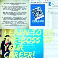 Entrepreneur Resume Lisa Vento Nielsen Expert On Career Resumes And Linkedin Profiles