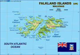 malvinas map map of falkland islands united kingdom map in the atlas of the