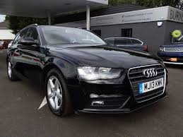 audi a4 avant 2 0 tdi e se 2013 estate superb 1 owner car