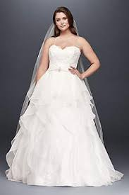 strapless wedding gowns strapless wedding dresses gowns david s bridal