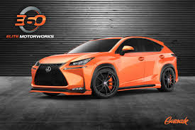 lexus performance tuner 360 elite motorworks shows lexus nx 200t tuning potential