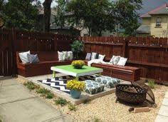 Cheap Backyard Makeovers by Re Use And Recycle Old Things In Your Vintage Garden Small