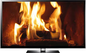 fireplace screensaver with sound stovers