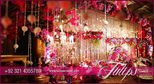 Pakistani Wedding Decoration Top 10 Nikah Engagement Stage Design Ideas In Pakistan Tulips