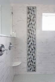 Marble Bathroom Tile Ideas Best 25 Accent Tile Bathroom Ideas On Pinterest Small Tile