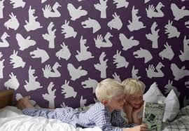 kids room decor with playful shadows
