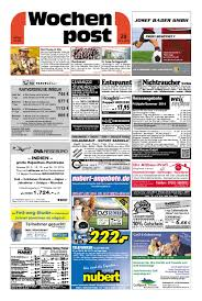 Gebrauchte Einbauk Hen Die Wochenpost Aalen Kw 20 By Media Service Ostalb Gmbh Issuu