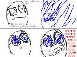 Fuuuuuu Meme - rain fuuuu