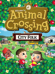 animal crossing city folk twitch