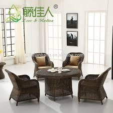 bali round table and chair set rattan dining set wicker buy