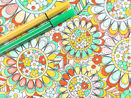 artist cashes in on coloring book craze business insider