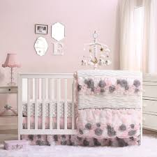 Ballerina Crib Bedding Colette Crib Bedding Set