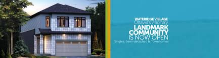 claridge homes ottawa new home builder single bungalows