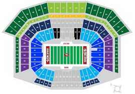 Centurylink Field Map 49ers Seating Chart At Levi U0027s Stadium