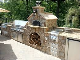 outdoor kitchen designs with pizza oven best 25 outdoor pizza