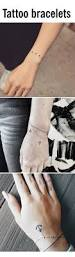 best 25 wrist bracelet tattoos ideas on pinterest simple wrist