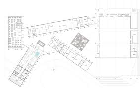 Centralized Floor Plan by Clarion Hotel U0026 Congress Trondheim Space Group Archdaily