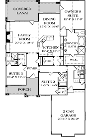 craftsman house plans one story one story craftsman home plan 17704lv architectural designs