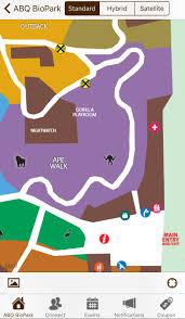 Zoo Map Abq Biopark App Zoo Map U2014 City Of Albuquerque