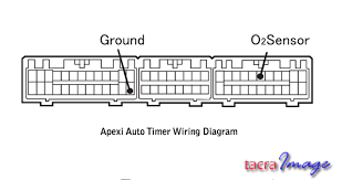 tacra u0027s diy garage apexi auto timer pen type installation