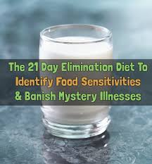 21 day elimination diet to identify food sensitivities u0026 banish