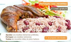 recette de cuisine plat cuisine haïtienne toutes les recettes et plats haitiens