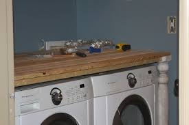table top washer dryer i really should be sleeping laundry room counter