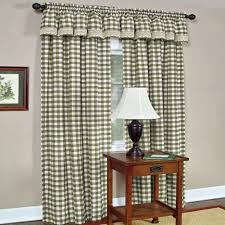 semi opaque white no 918 casual montego woven grommet top curtain