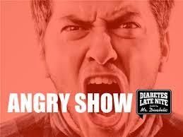 diabetes late nite angry show 08 09 divatalkradio