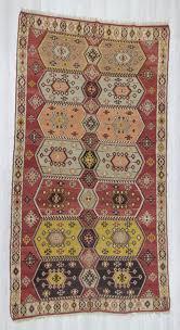 Large Kilim Rugs Handwoven Vintage Decorative One Of A Kind Large Turkish Kilim Rug