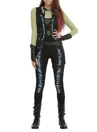 gamora costume guardians of the galaxy gamora costume hot topic