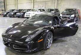 stolen high end cars recovered at port of l a l a now los