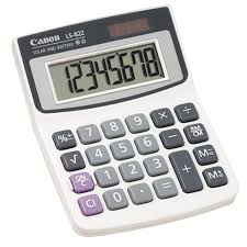 Suspended Ceiling Quantity Calculator by Canon Ls 82z 8 Digit Desktop Calculator Officeworks