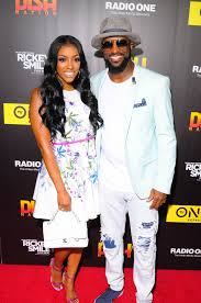 porsha williams porsha williams and rickey smiley