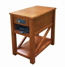 chairside table with charging station charging station end table lovely end tables outdoor patio tables