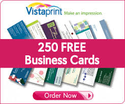 500 Business Cards For Free Business Card Guide Free Allbcards Code Vistaprint Fire It Up