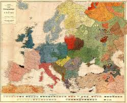 Old Europe Map by Two Old Maps Of Europe Roman In Ukraine