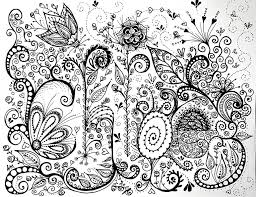pattern art name chloe doodle name art by flexibledreams on deviantart