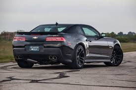 camaro zl1 2014 for sale 2015 chevrolet camaro zl1 hpe750 by hennessey rear photo black