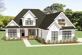 country craftsman house plans 3 bed country craftsman house plan with room to expand 46331la