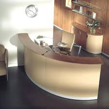 modern reception desk modern reception desk excellent condition