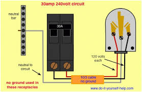 wiring a 220 outlet wiring diagram images database amornsak co