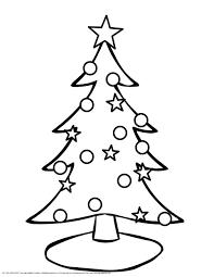 christmas tree lights coloring page eliolera com