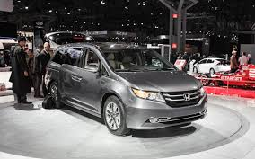 2014 honda odyssey prices paid refreshed 2014 honda odyssey debuts with onboard vacuum cleaner