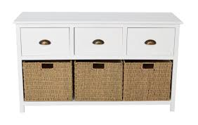 Hallway Table by Ella Seagrass Console Table Hallway Table Shoe Cupboard Storage