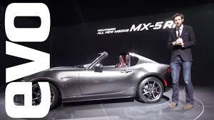mazda sports car 2017 mazda mx 5 rf preview new hard top sports car explored evo