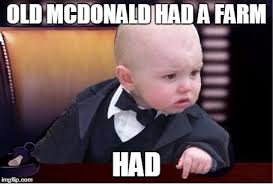 Baby Godfather Memes - baby godfather imgflip